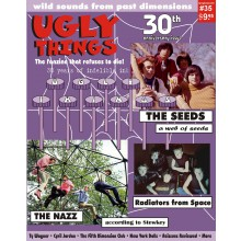 UGLY THINGS Issue #35 Mag
