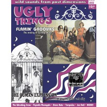 UGLY THINGS Issue #40 Mag