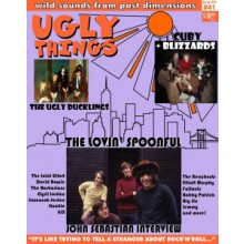 UGLY THINGS Issue #41 Mag