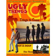 UGLY THINGS Issue #44 Mag