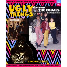 UGLY THINGS Issue #46 Mag