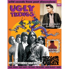 UGLY THINGS Issue #48 Mag