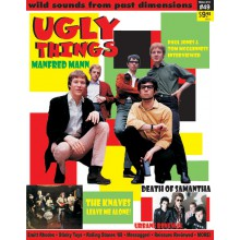 UGLY THINGS Issue #49 Mag