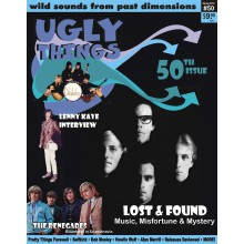 UGLY THINGS Issue #50 Mag