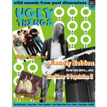 UGLY THINGS Issue #51 Mag