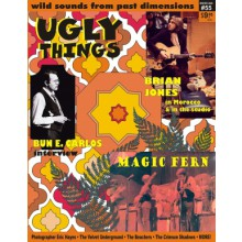 UGLY THINGS Issue #55 Mag
