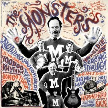 "MONSTERS ""M"" CD"