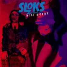 """SLOKS """"Holy Motor"""" LP (+CD)"""