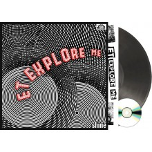 "E.T. EXPLORE ME ""Shine"" LP+CD"