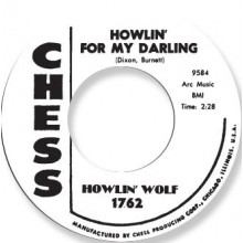 "HOWLIN WOLF ""HOWLIN' FOR MY DARLIN' / SPOONFUL"" 7"""
