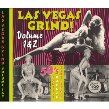 LAS VEGAS GRIND Volume 1 & 2 CD