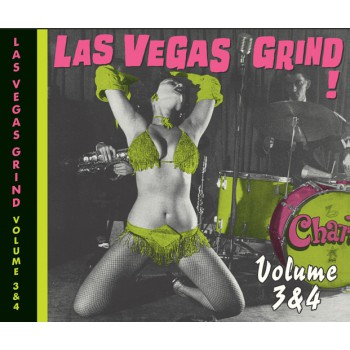 LAS VEGAS GRIND Volume 3 & 4 CD