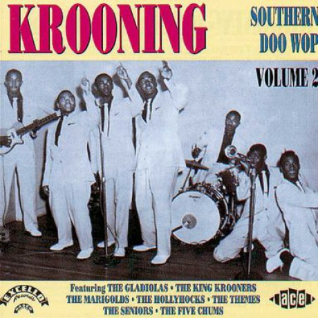 KROONING -SOUTHERN DOO WOP VOL.2 CD