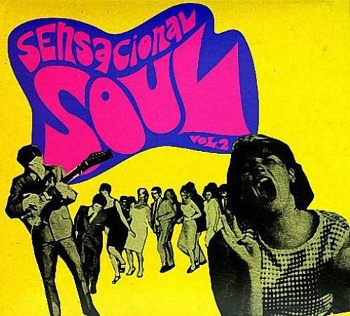 SENSACIONAL SOUL VOL. 2 CD