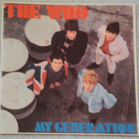 """WHO """"MY GENERATION"""" CD"""