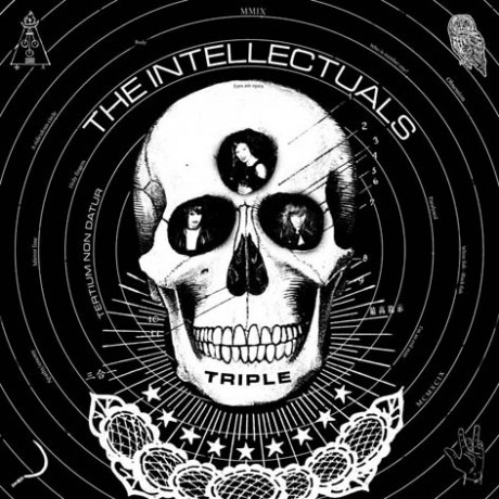 "INTELLECTUALS ""TRIPLE"" LP+CD"
