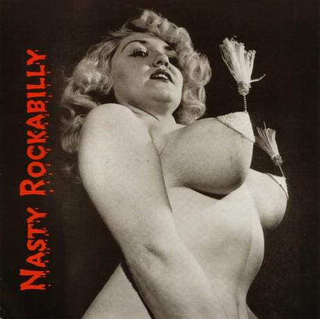NASTY ROCKABILLY 10-CD BOX CD
