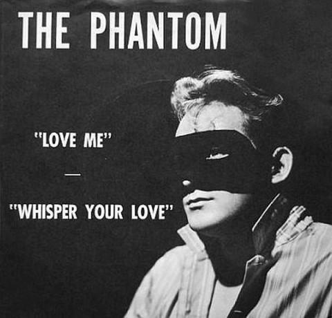 """Phantom """"Love Me/Whisper Your Love"""" 7"""""""