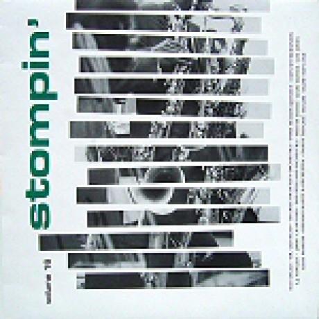 STOMPIN' Volume 16 LP