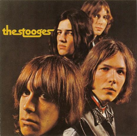 """STOOGES """"S/T"""" cd"""