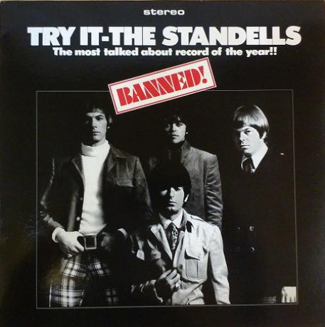 "STANDELLS ""TRY IT"" LP"