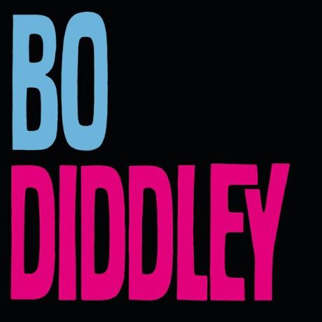 """BO DIDDLEY """"Bo Diddley (1962)"""" LP"""