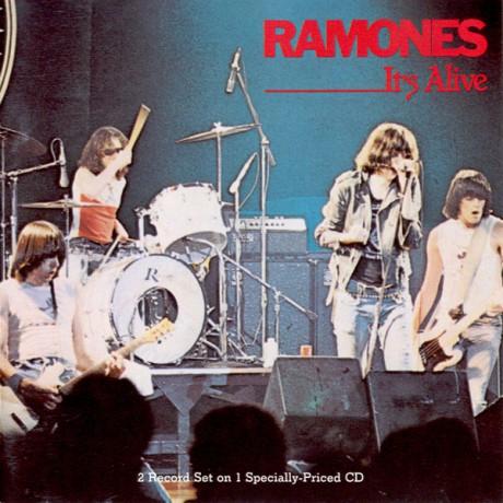 """RAMONES """"IT'S ALIVE"""" cd"""