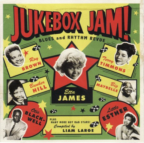 "JUKEBOX JAM ""Volume 1"" DoLP"
