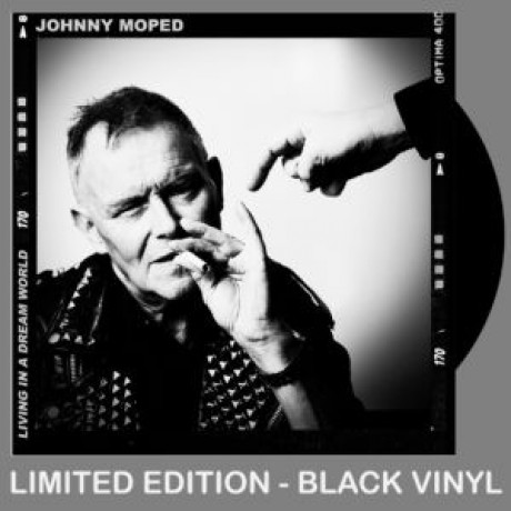 """JOHNNY MOPED """"Living In A Dream World"""" 7"""""""