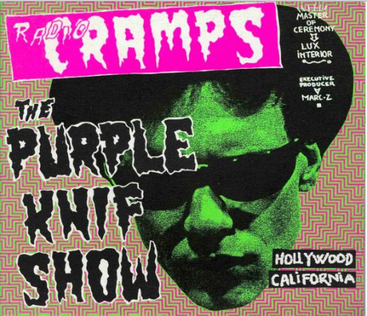 Radio Cramps: The Purple Knif Show DoLP