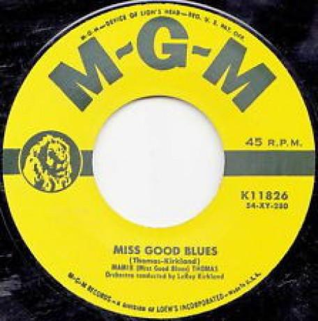 "MAMIE THOMAS ""MISS GOOD BLUES / USE WHAT I'M USIN'"" 7"""