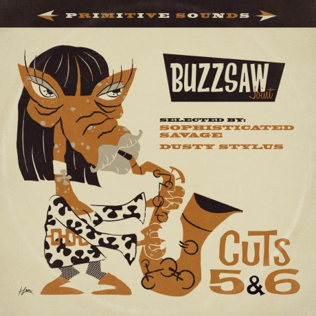 BUZZSAW JOINT Cut 5+6 CD