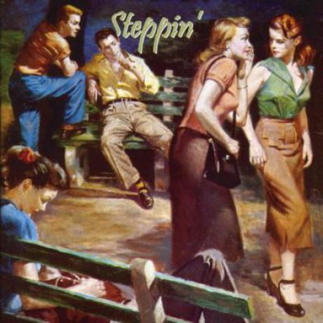 STEPPIN' CD (Buffalo Bop)