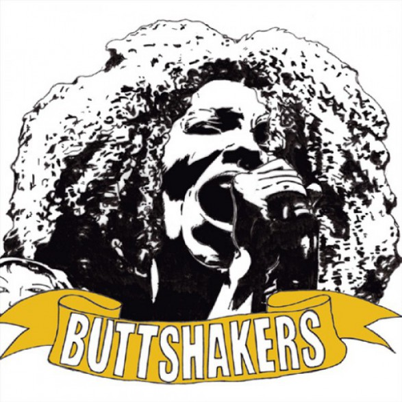 """BUTTSHAKERS """"Soul Kitchen"""" 7"""""""