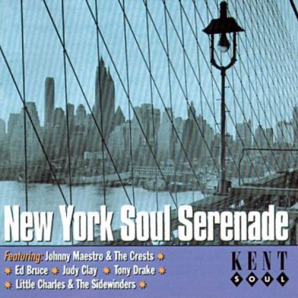 NEW YORK SOUL SERENADE CD