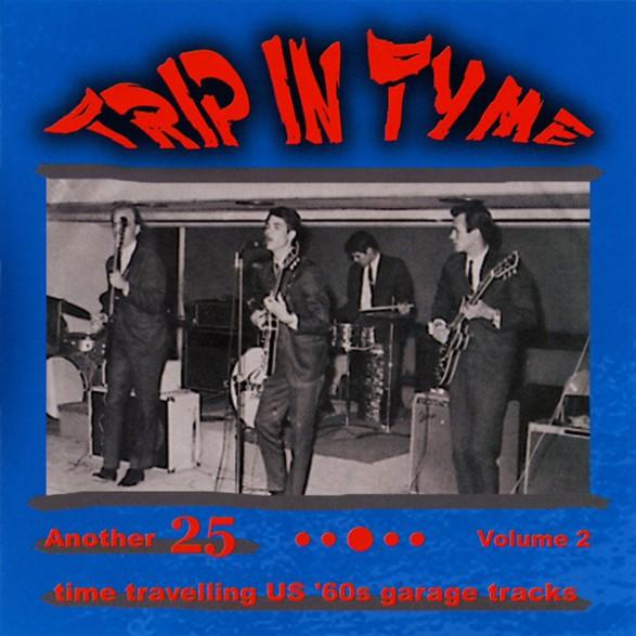 TRIP IN TYME VOL 2 CD