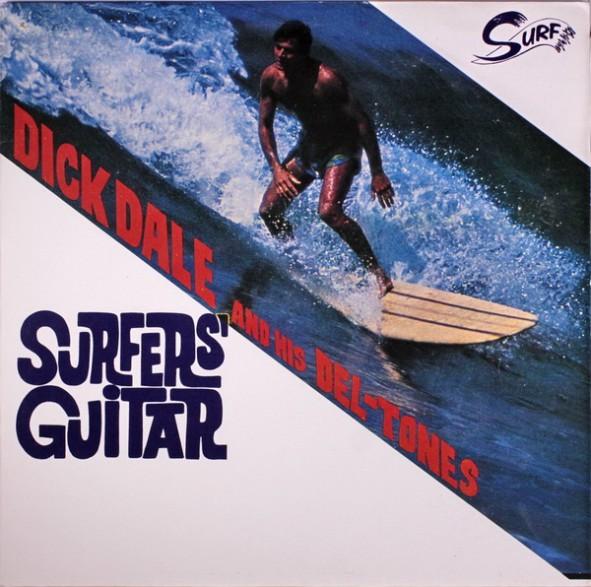 """DICK DALE """"SURFERS GUITAR"""" LP"""