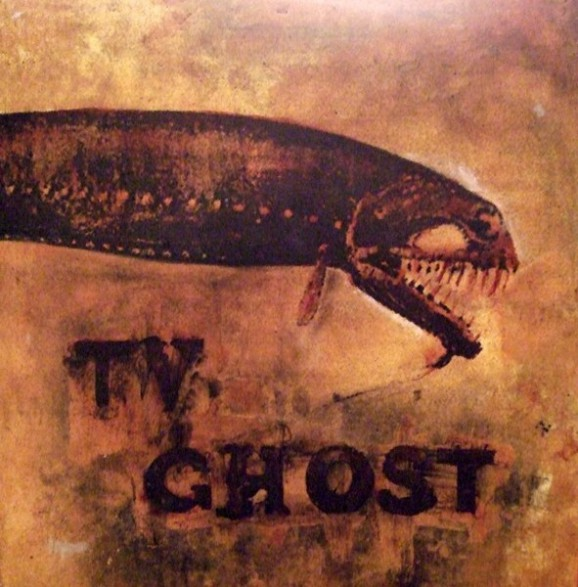 """TV GHOST """"COLD FISH"""" LP"""