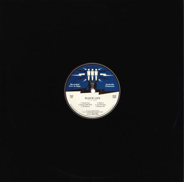 "BLACK LIPS ""THIRD MAN LIVE 06-11-2012"" LP"