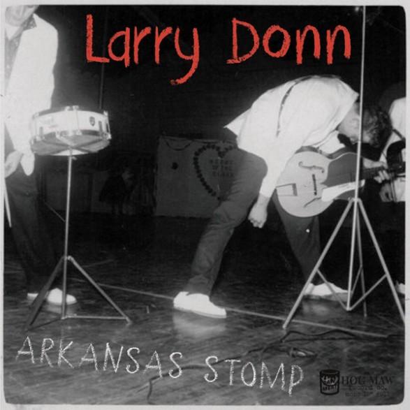 """LARRY DONN """"Arkansas Stomp"""" 10"""""""