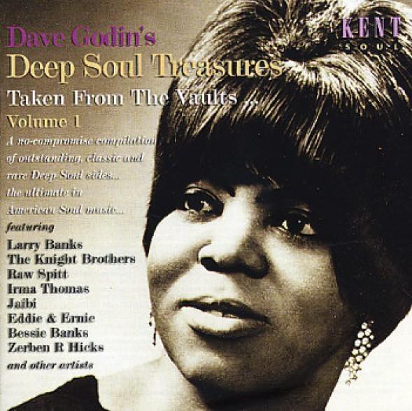 DAVE GODIN'S DEEP SOUL TREASURES 1 CD
