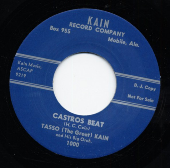 TASSO (THE GREAT) KAIN CASTRO'S BEAT / TEDDY REYNOLDS LOUISE