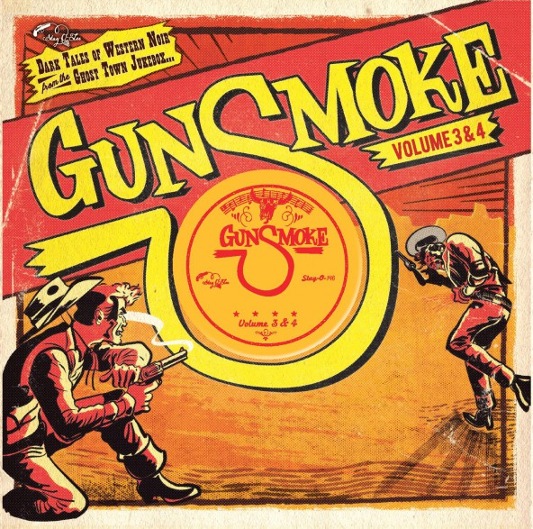 GUNSMOKE Vol. 3+4 CD