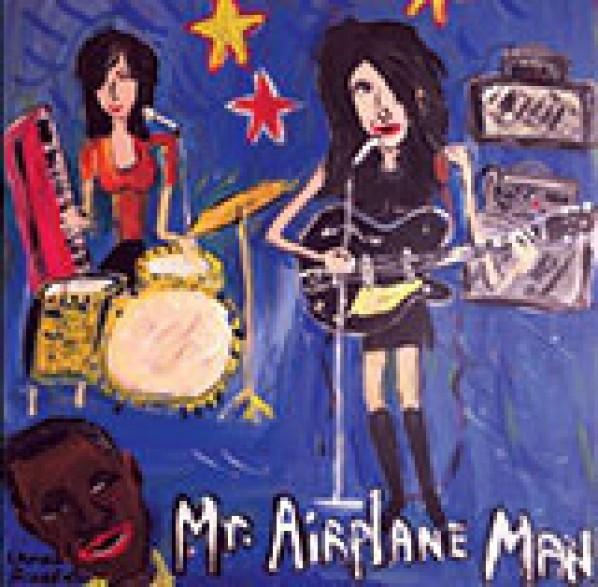 "MR. AIRPLANE MAN ""Mr. Airplane Man"" LP"