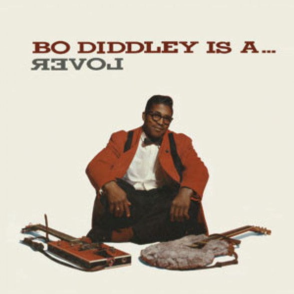 "BO DIDDLEY ""Bo Diddley Is A... Lover"" 180 gram LP (Mono)"