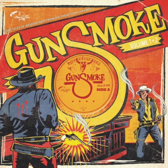 GUNSMOKE Vol. 1+2 CD