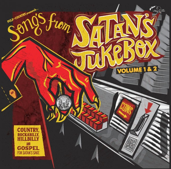 Songs From Satan's Jukebox Volume 1+2 CD