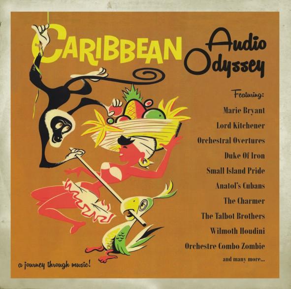 CARIBBEAN AUDIO ODYSSEY Vol. 1+2 CD