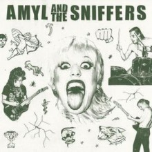 "AMYL AND THE SNIFFERS ""Amyl & The Sniffers"" LP"
