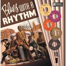 """BLUES WITH A RHYTHM Volume 1 10"""""""